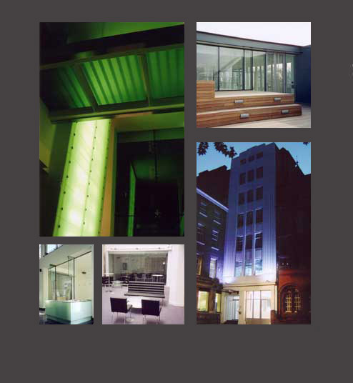 CV of Experience: Office fitout and refurbishment in Soho Square, London